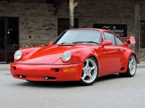 1978 Porsche 911 SC Hot Rod for sale