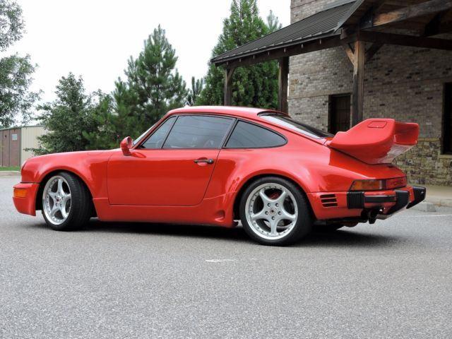 1978 Porsche 911 SC Hot Rod