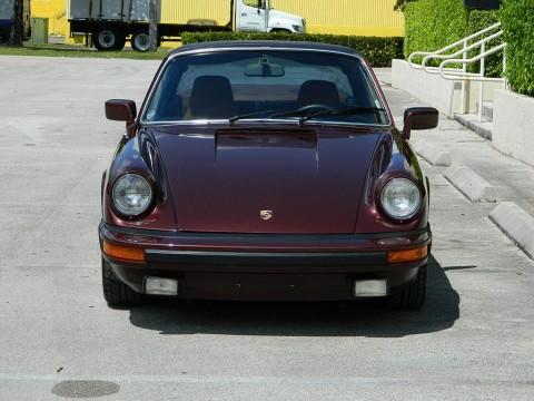 1978 Porsche 911 SC Targa 5 Speed Manual Factory A/C for sale