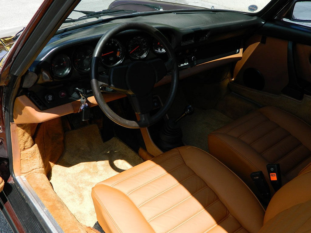 1978 Porsche 911 SC Targa 5 Speed Manual Factory A/C
