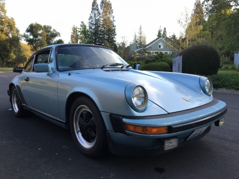 1979 Porsche 911 SC Coupe Sunroof Edition for sale