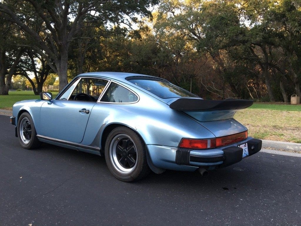1979 Porsche 911 SC Coupe Sunroof Edition