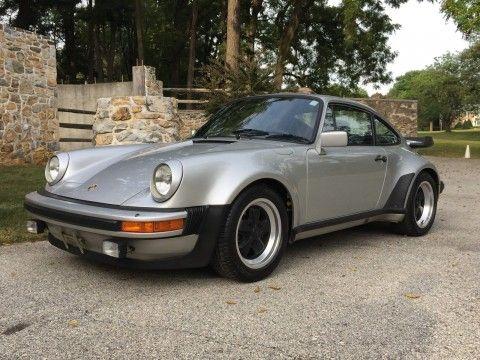1979 Porsche 930 for sale