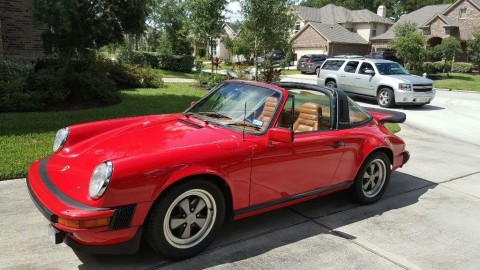 1980 Porsche 911 Targa for sale