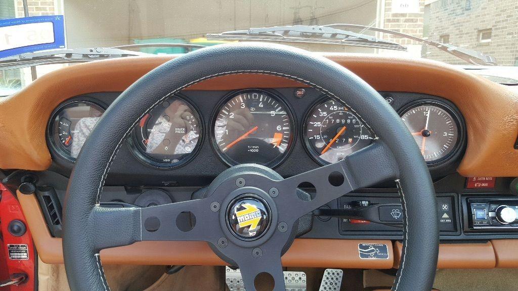1980 Porsche 911 Targa