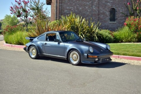 1981 Porsche 930 930 Turbo COUPE for sale