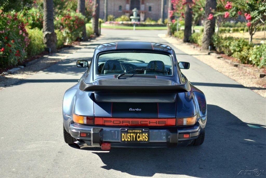 1981 Porsche 930 930 Turbo COUPE