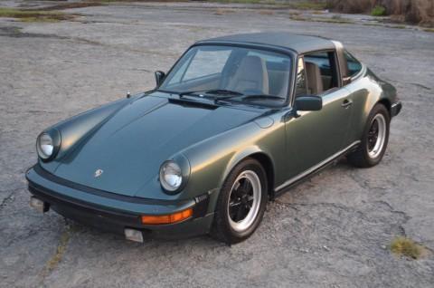 1982 Porsche 911 SC TARGA for sale
