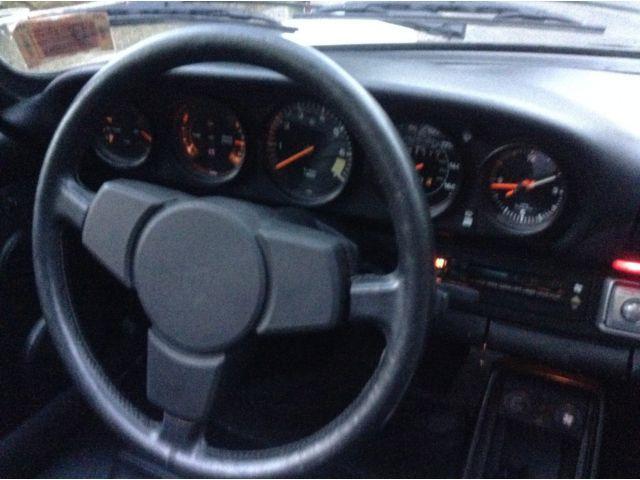 1983 Porsche 911 2dr SC