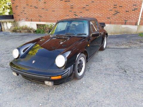 1983 Porsche 911 911sc for sale