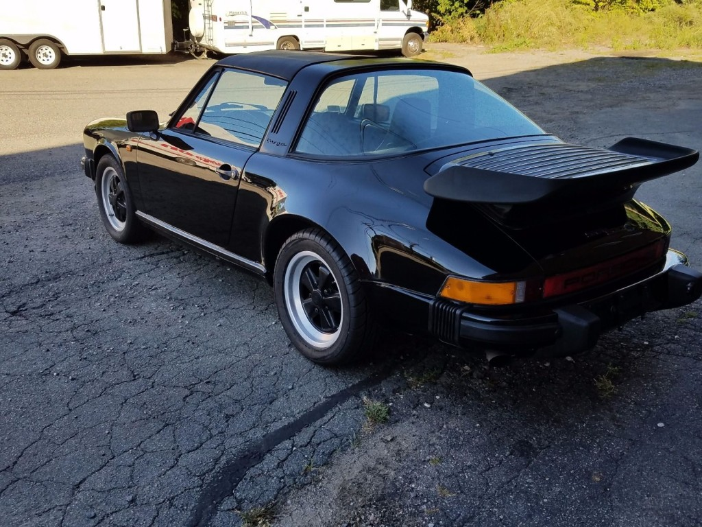 1983 Porsche 911 911sc
