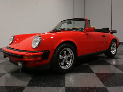 1983 Porsche 911 Cabriolet for sale