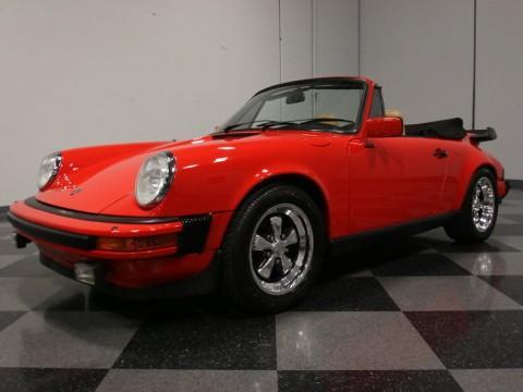 1983 Porsche 911 Cabriolet for sale