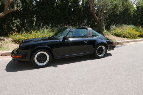 1983 Porsche 911 SC Targa for sale