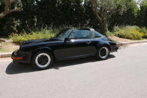 1983 Porsche 911 SC Targa for sale