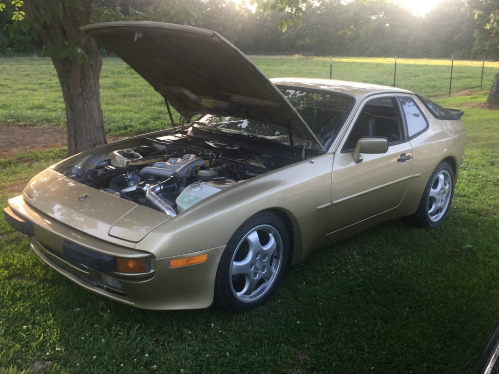 1983 Porsche 944