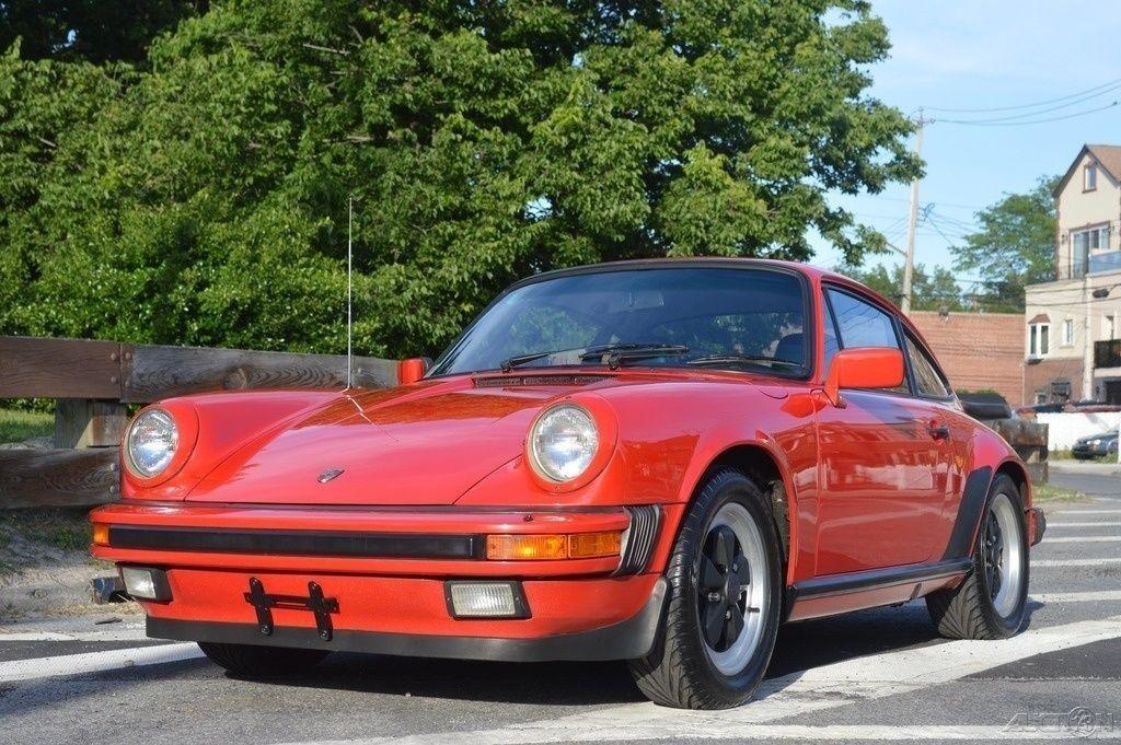 1984 Porsche 911 Carrera 911