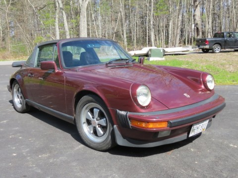1984 Porsche 911 Targa for sale