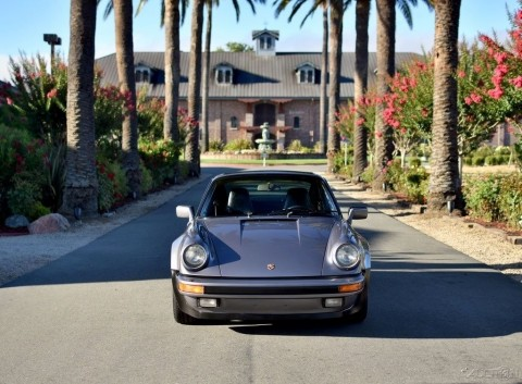 1985 Porsche 911 Factory Original for sale
