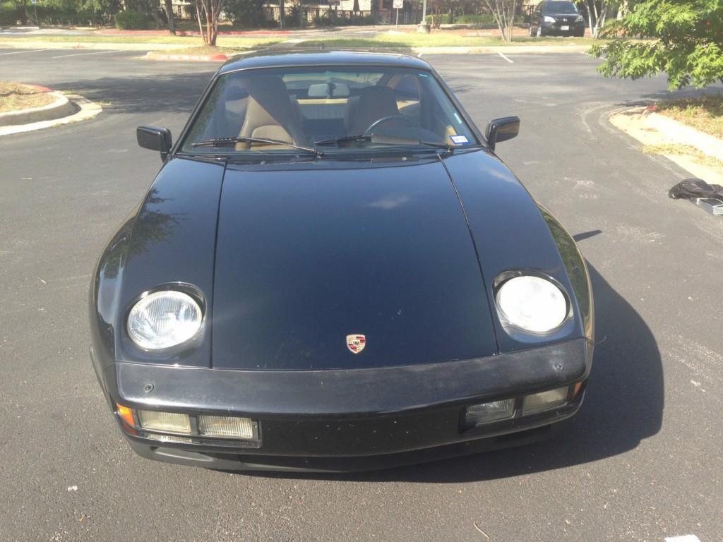 1985 Porsche 928 Euro