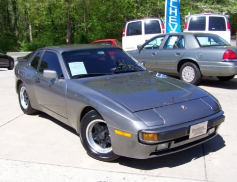 1985 Porsche 944 50k 5 SPEED for sale