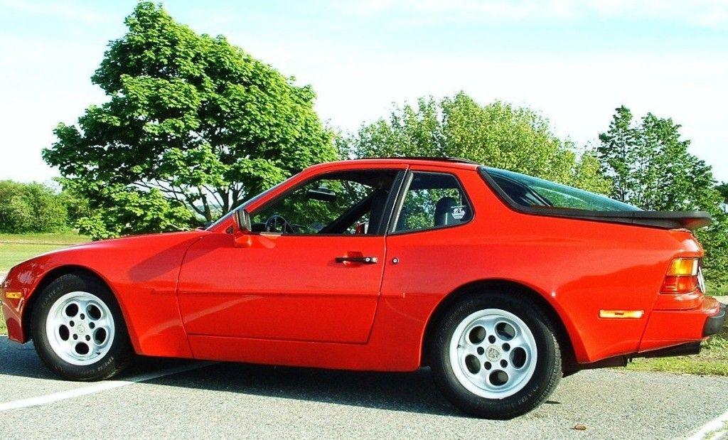 1985 Porsche 944