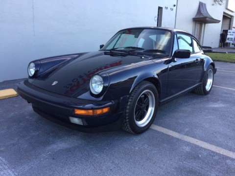 1986 Porsche 911 1986 Porsche 911 2DR Coupe for sale