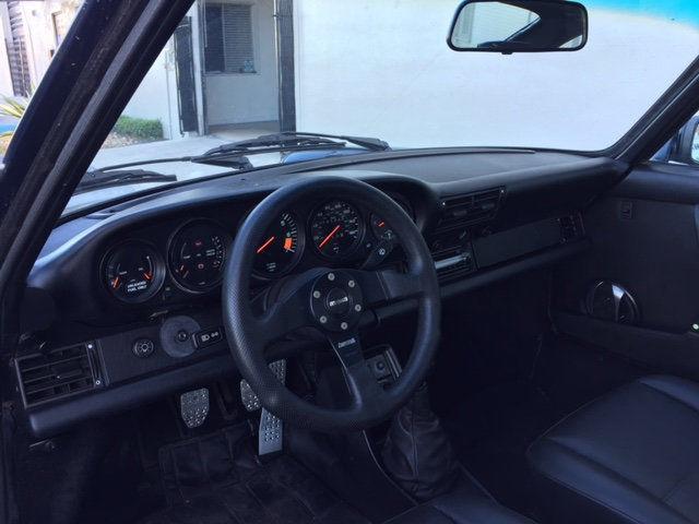 1986 Porsche 911 1986 Porsche 911 2DR Coupe