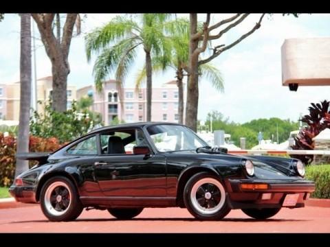 1986 Porsche 911 Carrera for sale