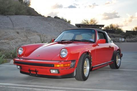 1986 Porsche 911 Targa for sale
