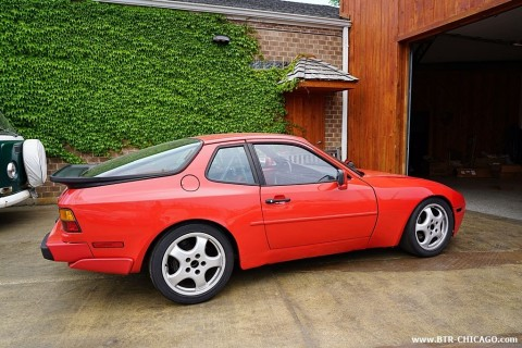 1986 Porsche 944 Turbo Track Car / Street Legal for sale