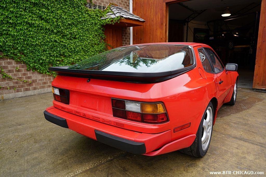 1986 Porsche 944 Turbo Track Car / Street Legal