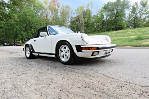 1987 Porsche 911 Targa for sale