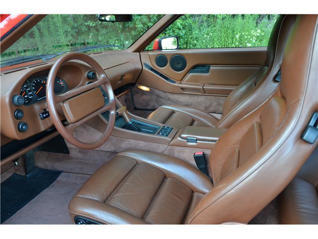 1987 Porsche 928 S4