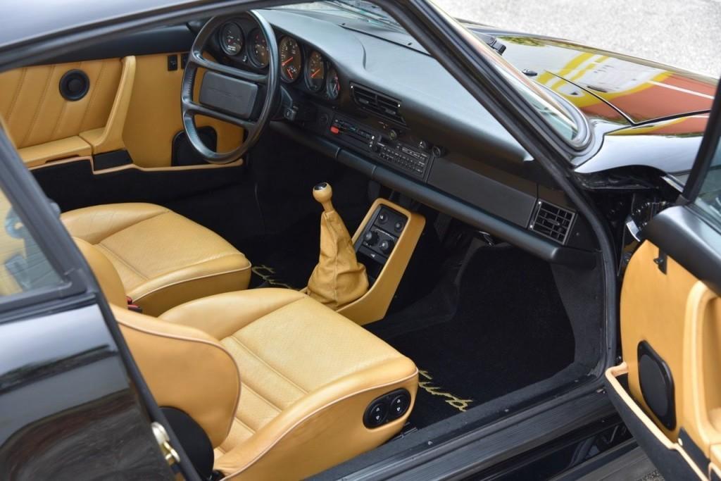 1987 Porsche 930 Slantnose