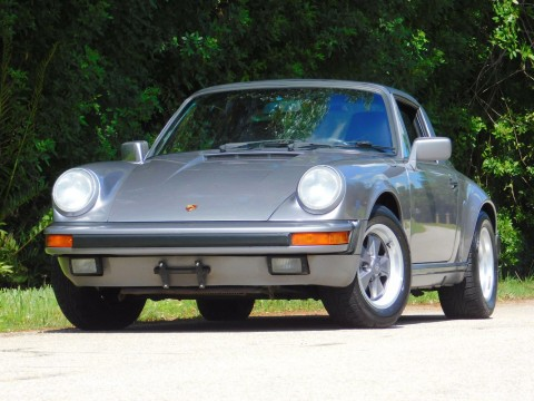 1988 Porsche 911 Targa for sale