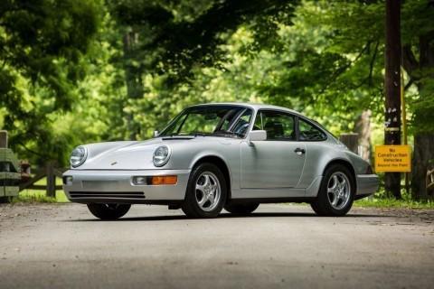 1989 Porsche 911 Carrera 4 for sale