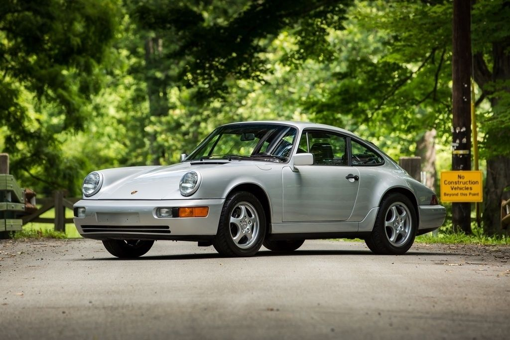 1989 Porsche 911 Carrera 4 For Sale