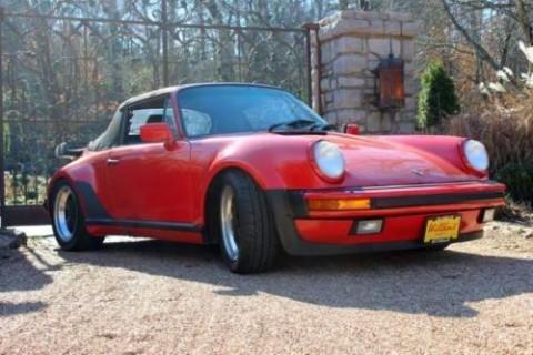 1989 Porsche 930 for sale