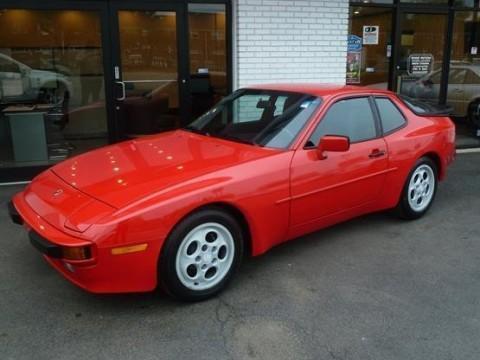 1989 Porsche 944 Base 2dr Hatchback for sale