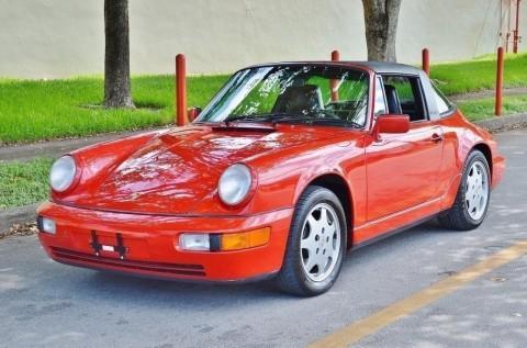 1990 Porsche 911 C2 G50 964 Low Miles for sale