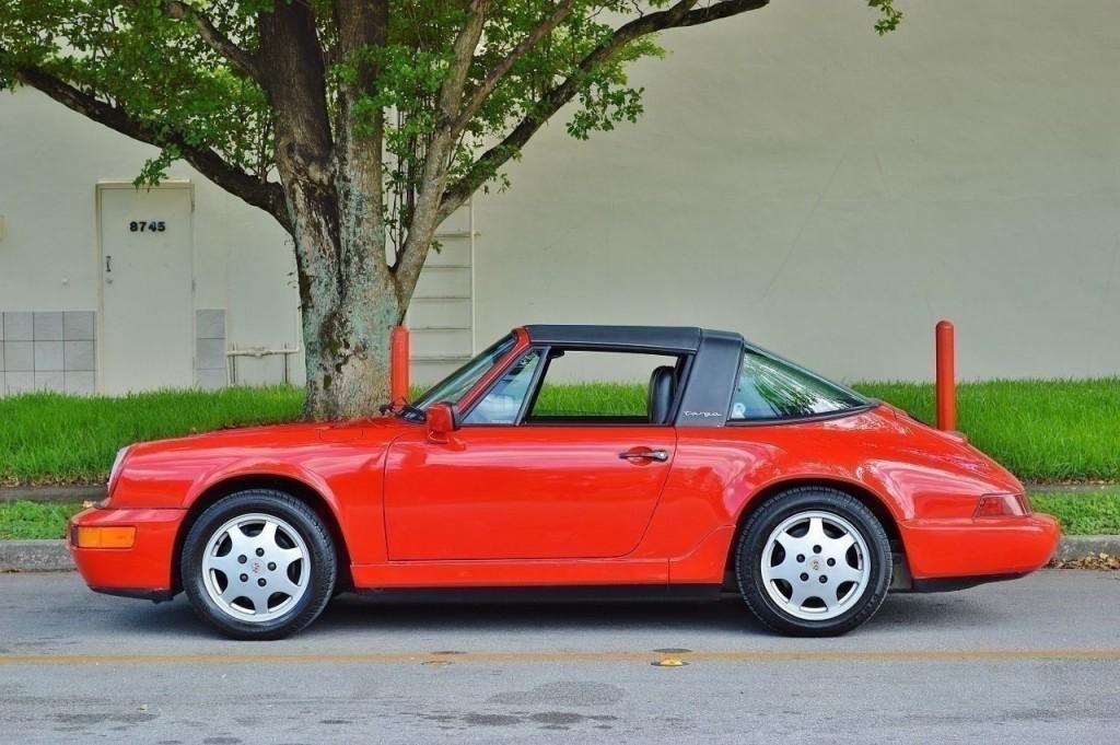 1990 Porsche 911 C2 G50 964 Low Miles