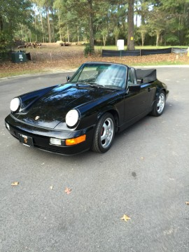 1990 Porsche 911 C4 for sale