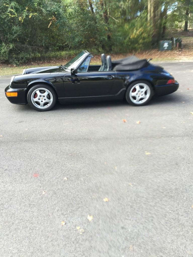 1990 Porsche 911 C4