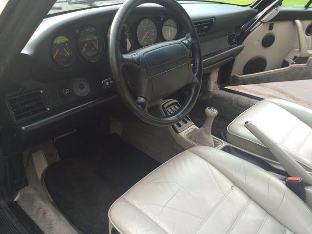 1990 Porsche 911 Carrera 4 Cabriolet AWD