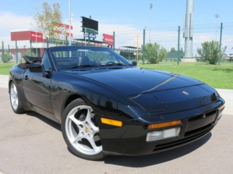 1990 Porsche 944 Cabriolet for sale