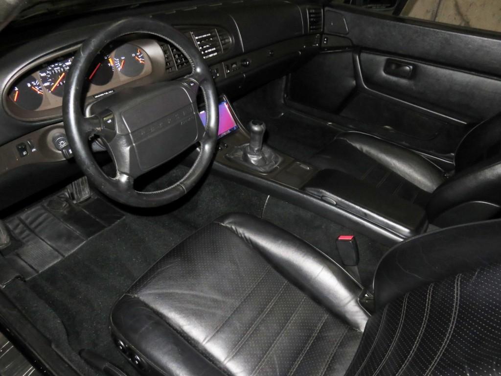 1990 Porsche 944 Cabriolet