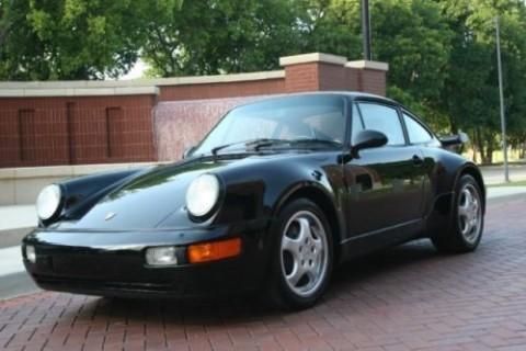 1991 Porsche 911 Turbo for sale