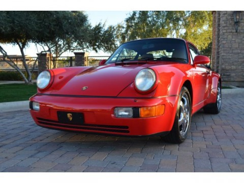 1991 Porsche 964 Turbo for sale