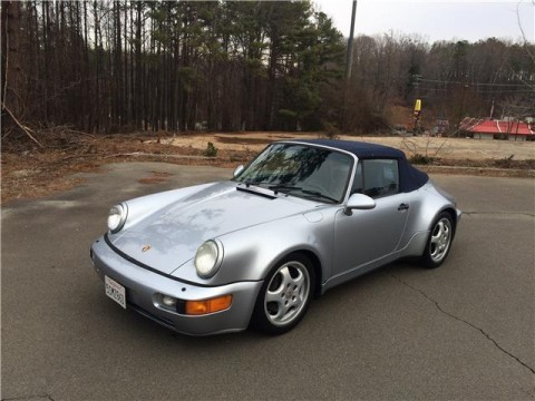 1992 Porsche 911 America Roadster for sale